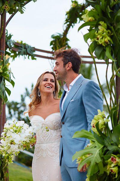 Casamento em Trancoso: Camila Villela & Bruno Braga