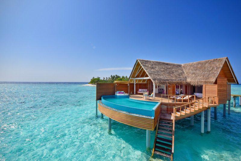 Refúgio: Maldivas