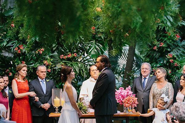 Casamento em casa: Andrea + Marcelo