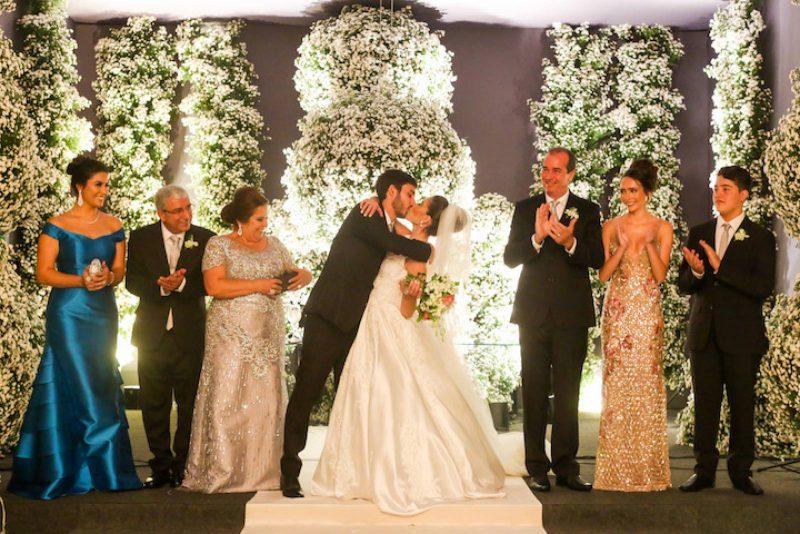 Casamento Clássico: Lorena + Gabriel