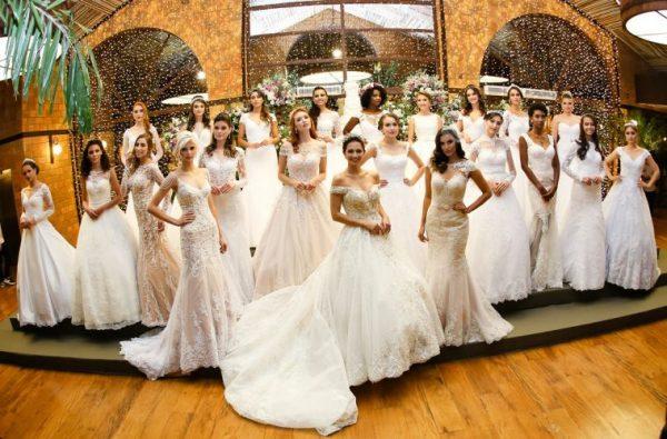 Pérola noivas lança nova coleção