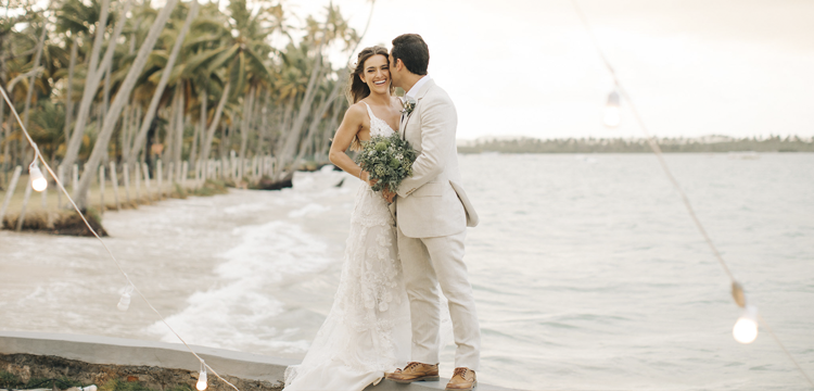 Destination Wedding em Pernambuco:  Danielle + Guilherme