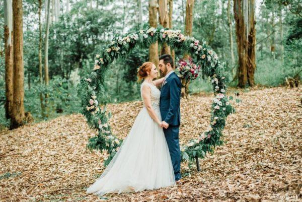 Casamento na Floresta: Kelly + Danilo