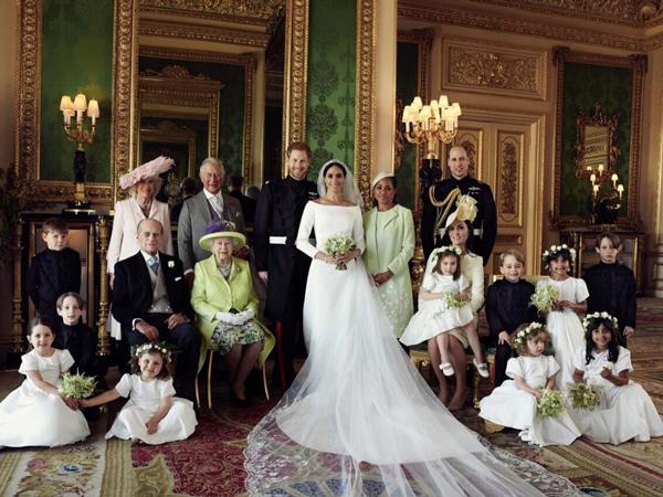 Príncipe Harry + Meghan Markle: fotos oficiais