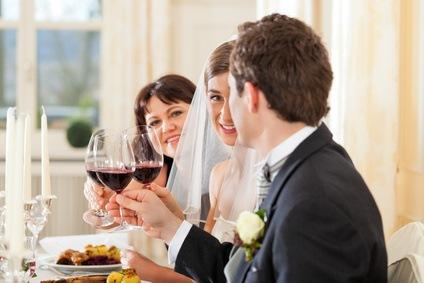 Escolhendo o vinho para o grande dia