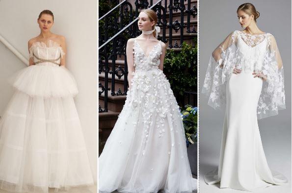 Vestido de noiva: Tendência para 2019