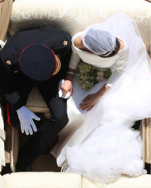 O casamento do Príncipe Harry e Meghan Markle