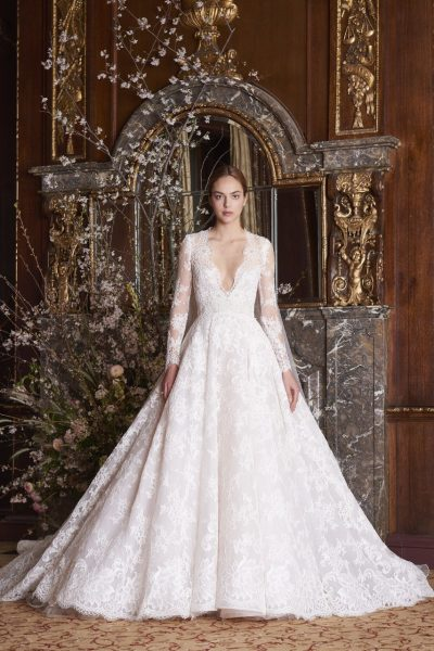 Monique lhuillier wedding dresses spring 2019 010 vip noivas monique lhuillier wedding dresses spring 2019 010 junglespirit Images