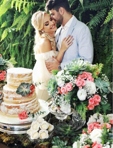 Casamento Religioso e Civil de Layla Monteiro + William