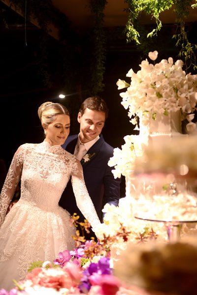 Casamento em Campos do Jordão: Camila + Rogério
