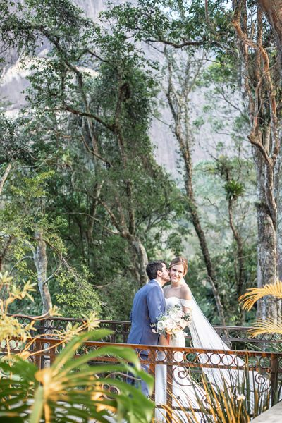 Casamento romântico: Fernanda + Rodrigo