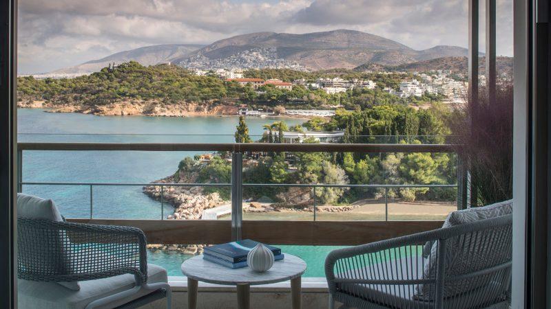 Novo Four Seasons em Athenas traz glamour a riviera ateniense