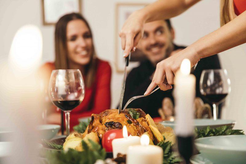 Como não estragar a dieta nas festas de fim de ano?
