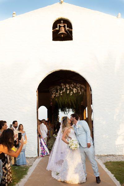 Casamento em São Miguel dos Milagres: Renata + Leonardo