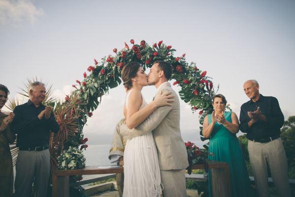Casamento em Ilhabela: Luiza + Rafael