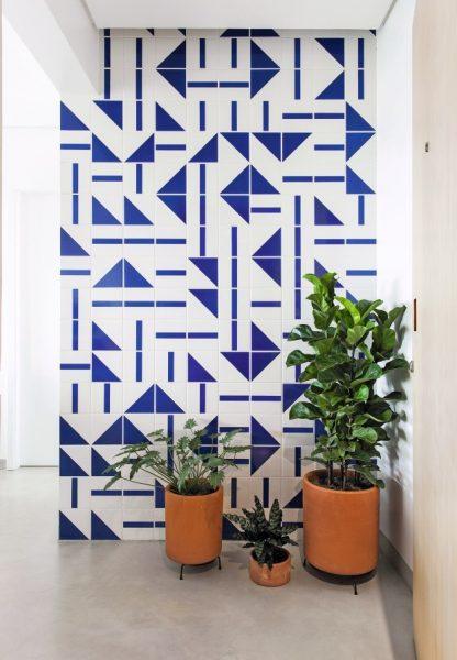 Apartamento com integração de espaços
