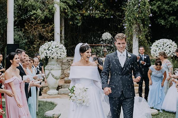 Casamento clássico em pousada em Tiradentes: Isabela e Flávio
