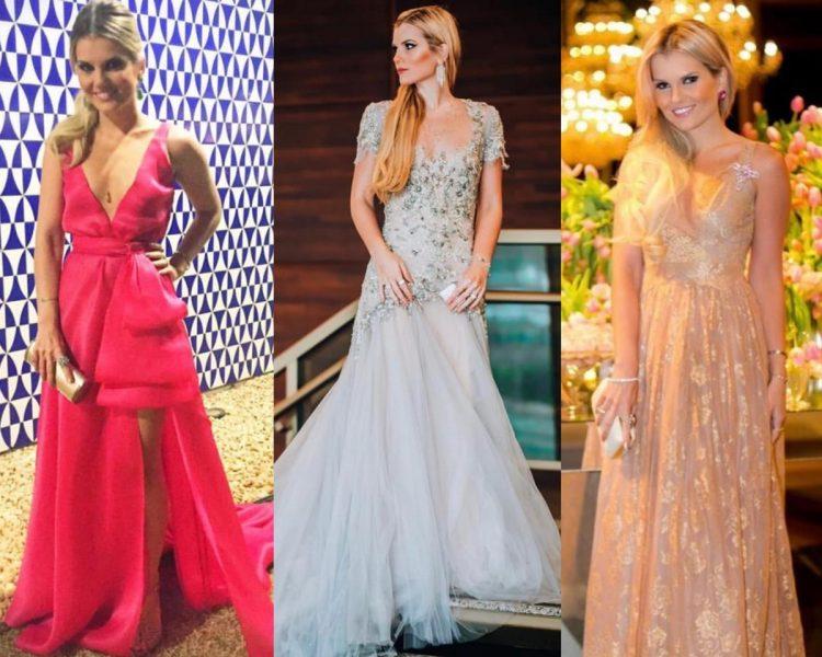 10 vestidos de festa da Isadora Campos
