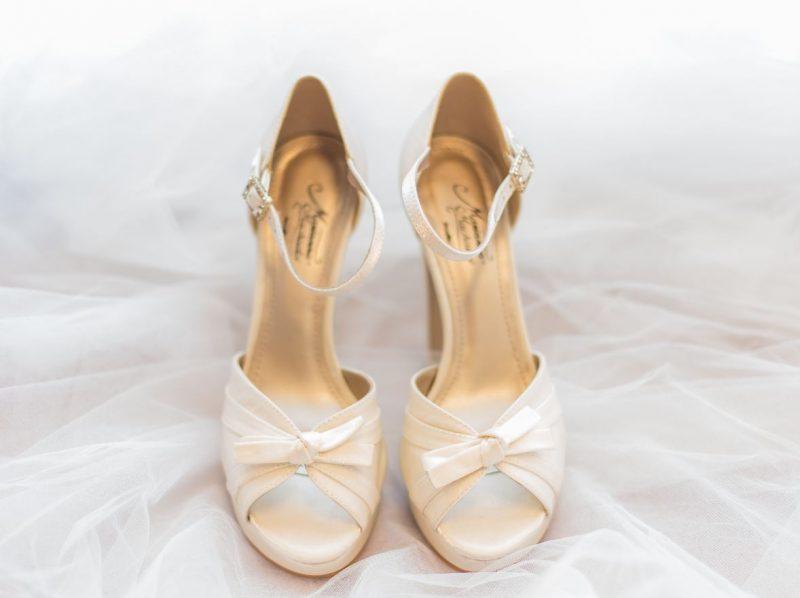 O sapato para dizer Sim