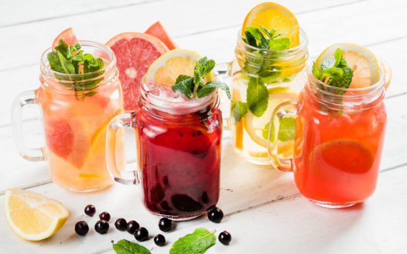 Drinks para eventos no verão