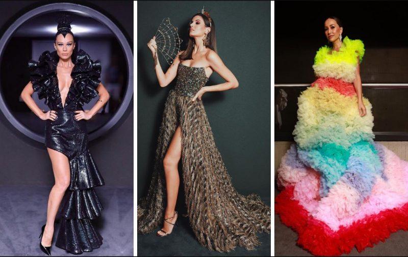 Brilho, pedrarias e luxo: confira os looks do Baile da Vogue