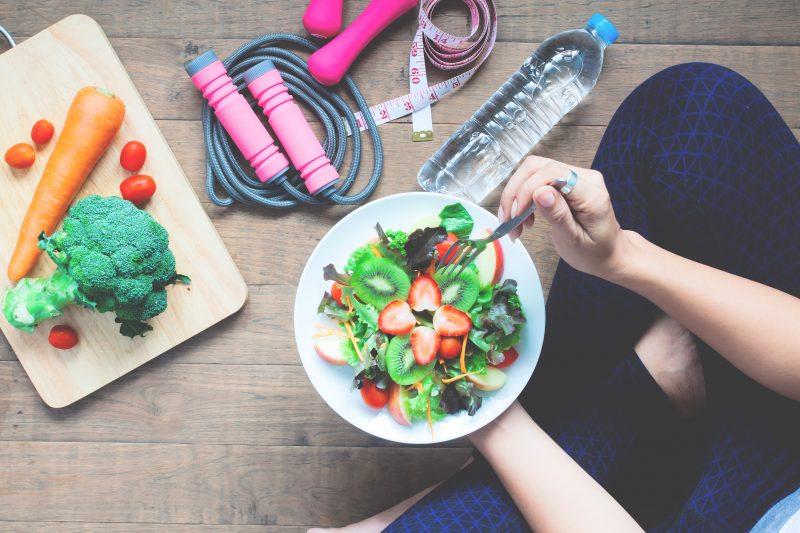 Dá para cuidar da aparência com a alimentação?