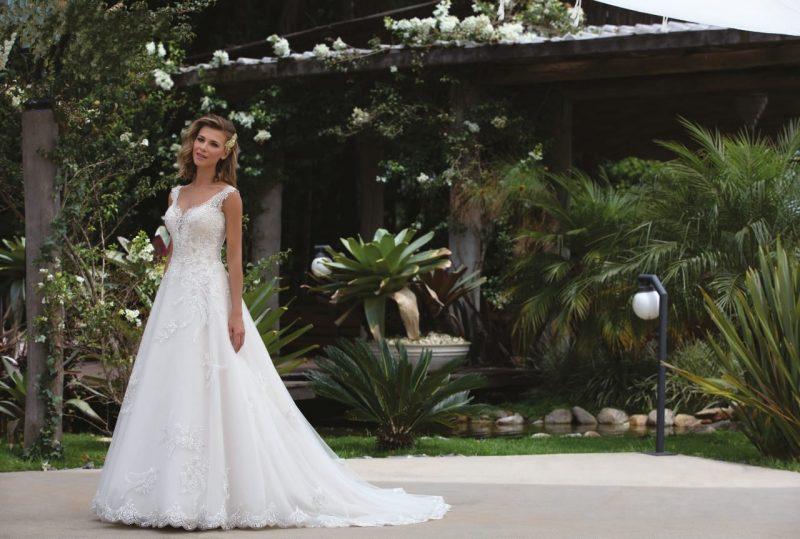 Illuminata lança coleção cápsula de vestidos de noiva