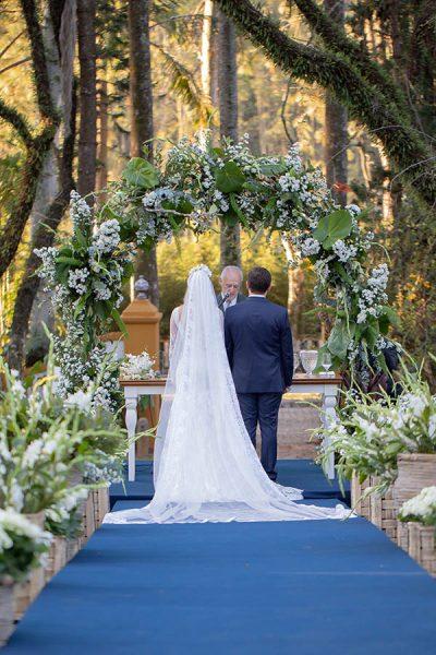 Casamento na Fazenda Santa Bárbara: Luciane + Vinicius