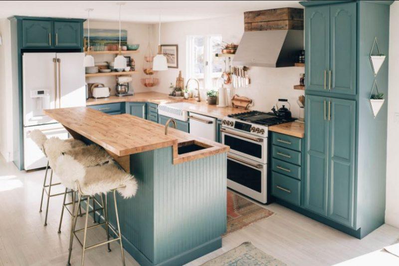 Armários de cozinha: 11 idéias para inspirar