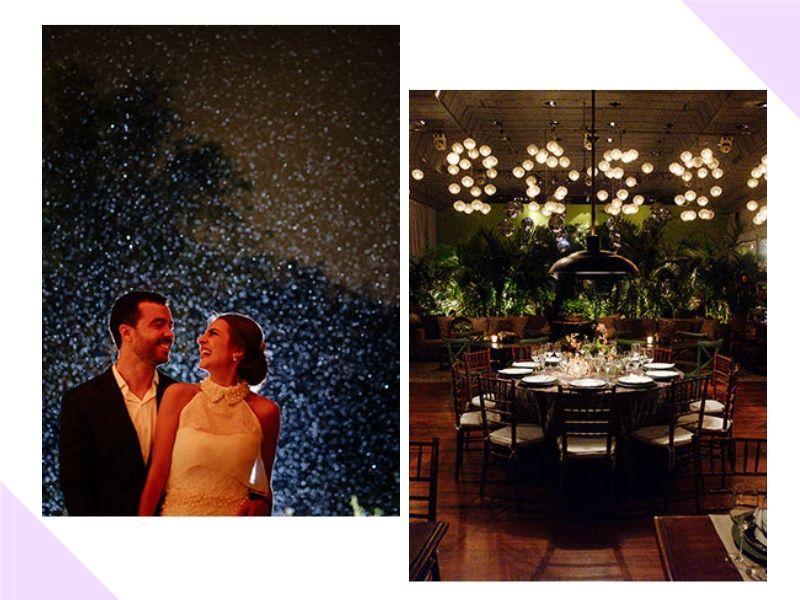 Casamento super moderno: Juliana + Fernando