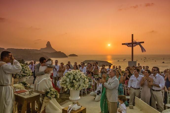 As 3 melhores cidades para Destination Wedding no Brasil