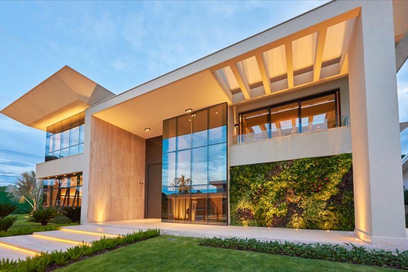 Jardim vertical: tendência repleta de benefícios