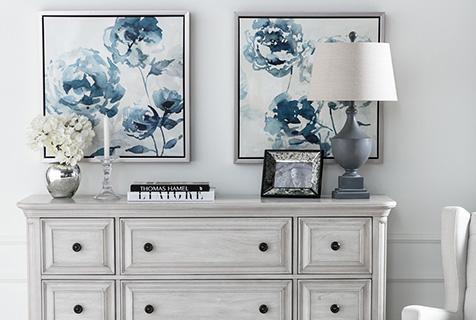 8 ideias de decoração com cômodas que fogem do tradicional