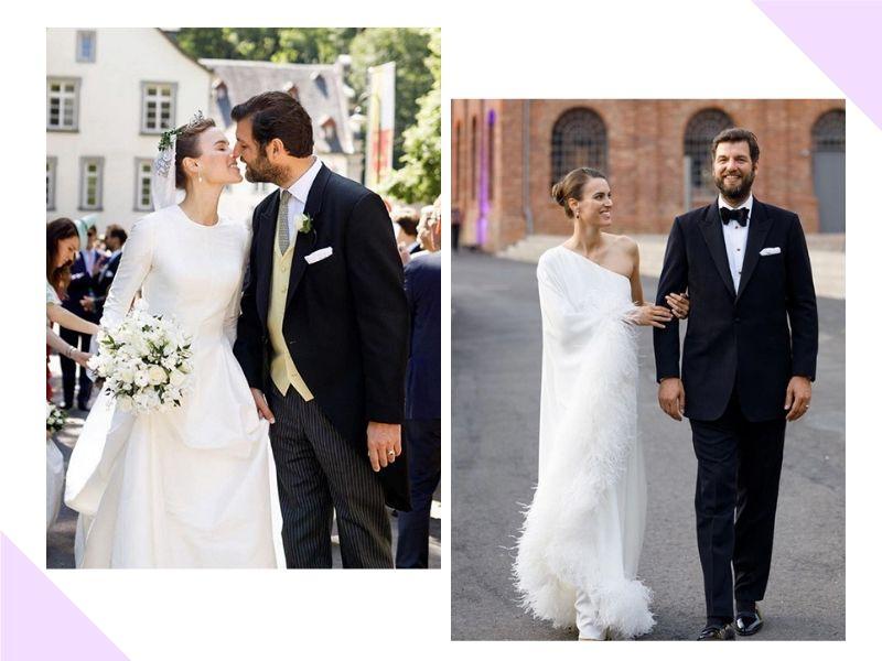 Casamento na Alemanha: Príncipe Casimir Sayn-Wittgenstein-Sayn + Alana Bunte