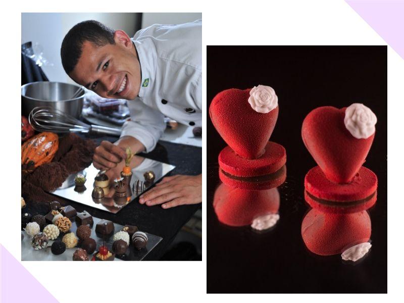 Bate-papo sobre bolos e doces de casamento com Aguimar Ferreira