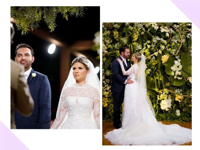 Casamento clássico no Espaço da Lenda: Loyane + Renato