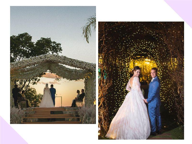 Casamento clássico em Goiânia: Kamila + Frederico
