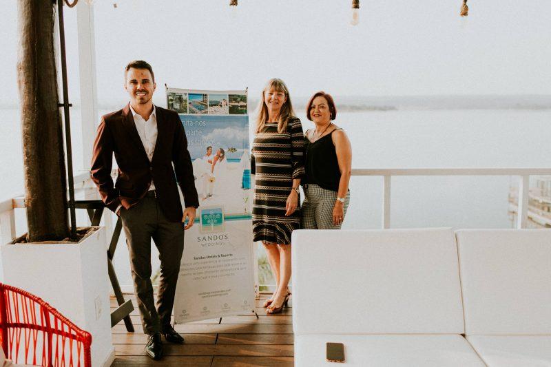 Quer casar na praia? Agência especializada realiza evento para sanar dúvidas