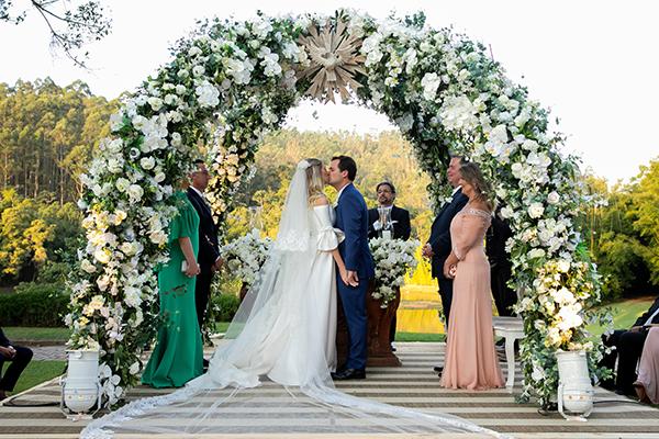 Casamento na Fazenda Fortaleza: Paula + Renato