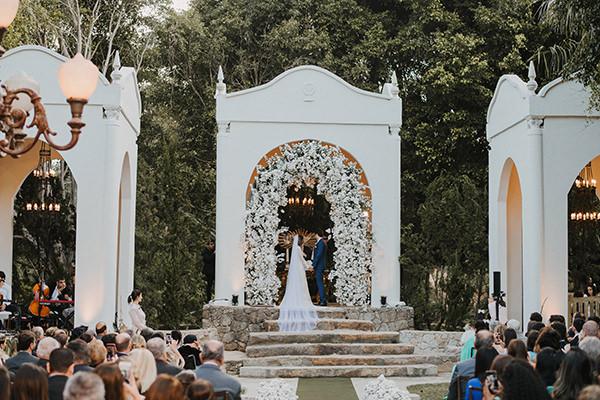 Casamento super romântico: Paula + Eduardo