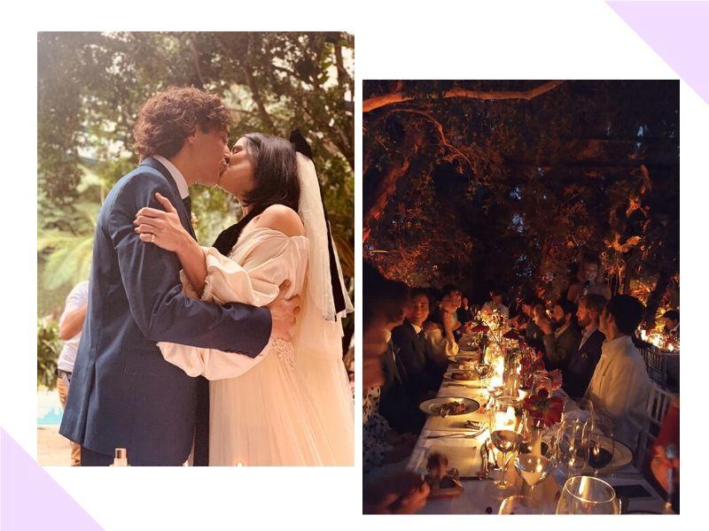 Casamento em casa: Cacá Garcia + Fernando Ticoulat