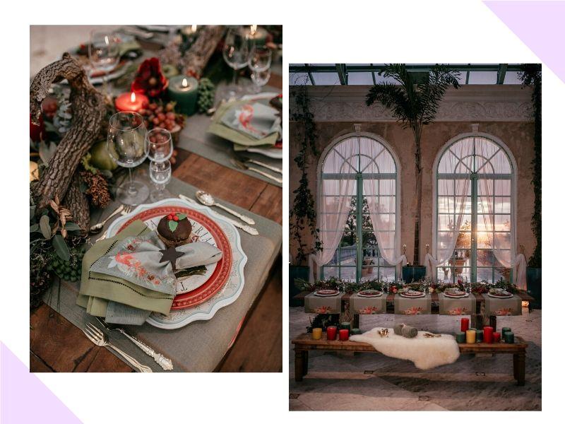 Inspiração para as festas de natal: Villa Giardini