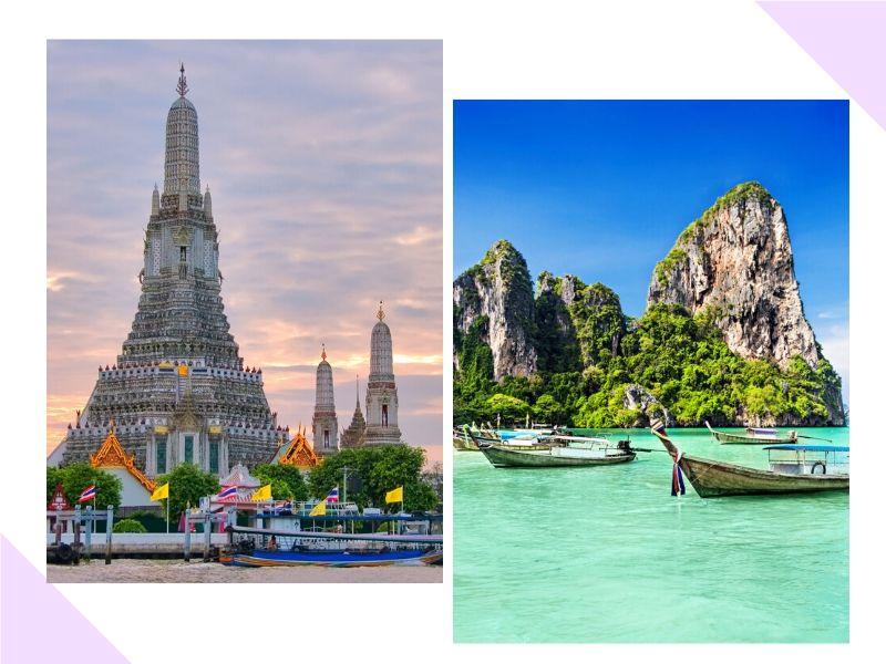 10 dias em lua de mel pela Tailândia