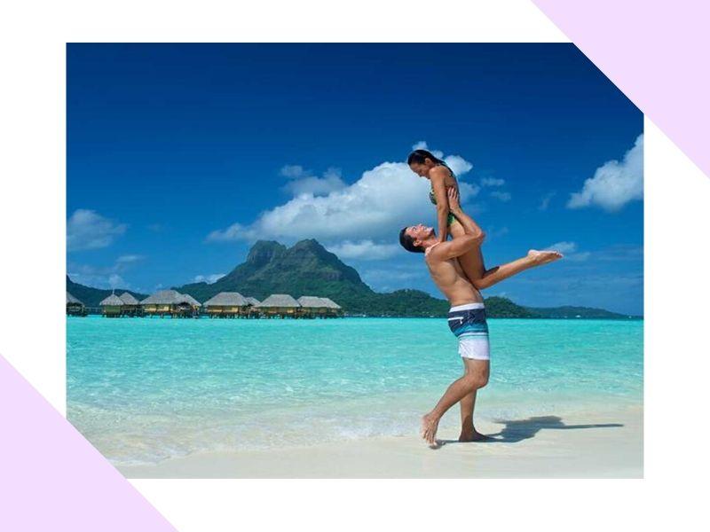 Vamos passar a Lua de Mel no Tahiti?