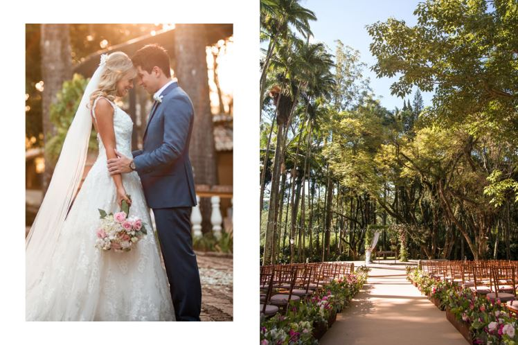 Casamento na Fazenda: Luíza + Alexandre