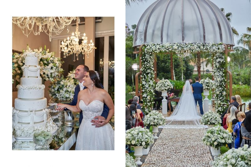 Casamento no Jardim: Anna Carolina + Muryllo
