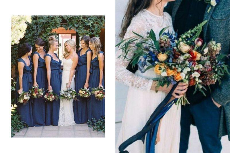 Classic Blue para os casamentos em 2020