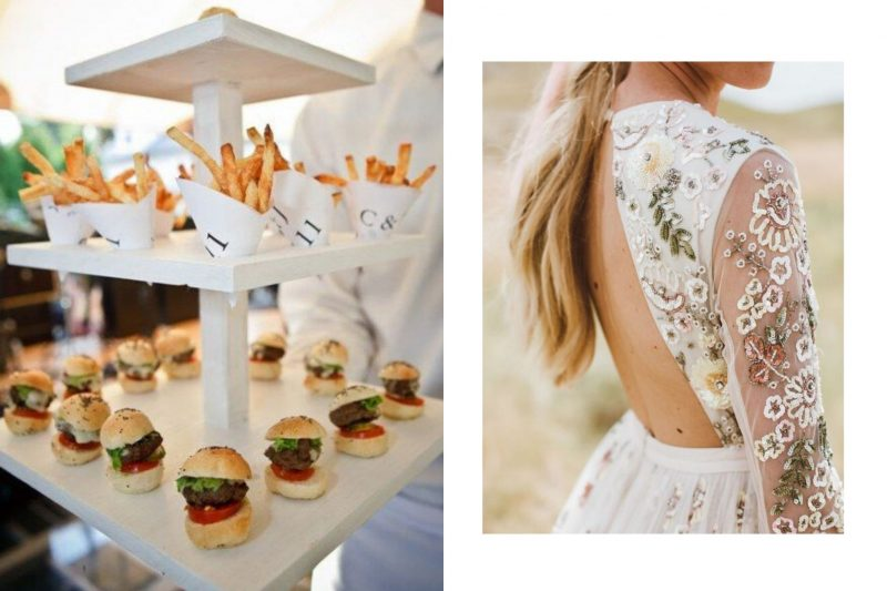 Cinco tendências que estão fazendo a cabeça das noivas