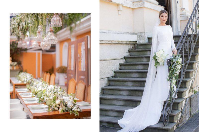 Casamento matutino: Carla + William