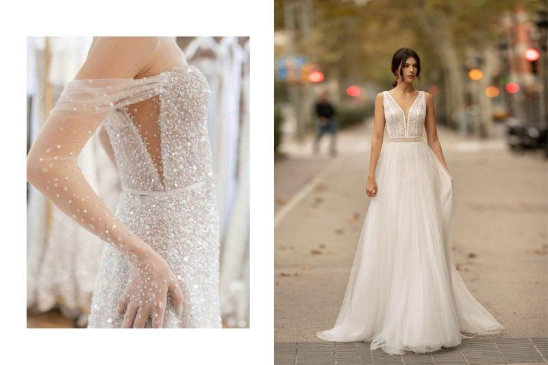 6 vestidos de noiva que são lindos hoje e sempre